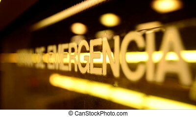 Emergency window 03 - Visuals for vjs. Emergency windows on...
