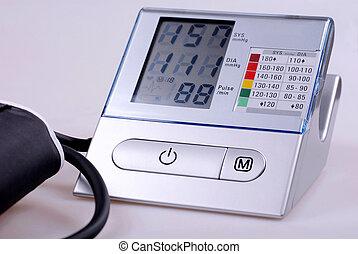 tonometer - A digital tonometer