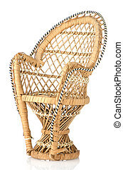 Ornate Cane Chair