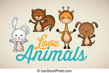 animal icons - Illustration of animal icons illustration of...