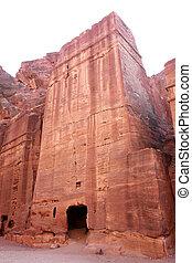 Petra - Nabataeans capital city Al Khazneh , Jordan