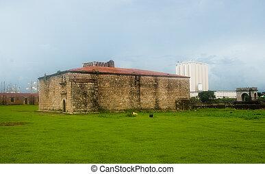 Armory at Fortaleza Ozama, Santo Domingo, Dominican Republic