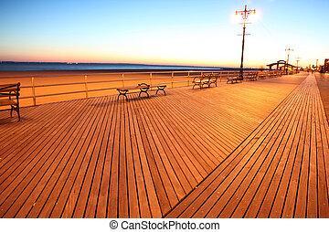 NY, brighton beach