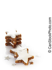 Tasty Christmas biscuit treats - Tasty crunchy Christmas...
