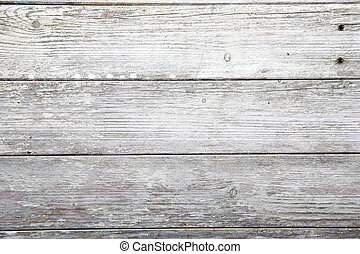 Weathered wooden plank texture - Abstract background of...