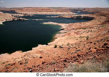 Glen Canyon National Recreation area, Lake Powell