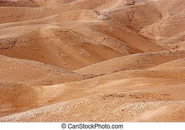 a, Judean, deserto, Israel