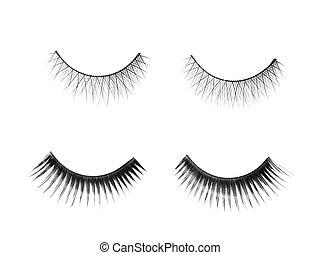 fashion lashes set