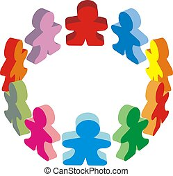 united colors - human body shape, image applicable to...