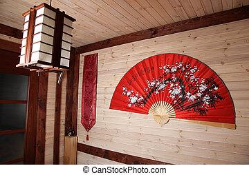 classic japan interior
