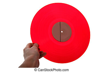 red LP