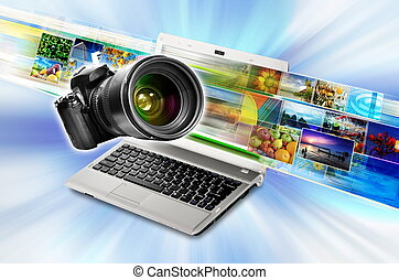 Photography Concept01 - Photography, digital imaging and...