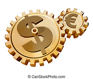 The Dollar and the Euro