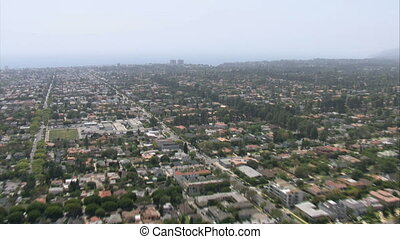 Los Angeles Aerials - Aerials of Los Angeles and surrounding...