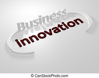 Business - Innovation - letters