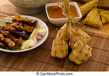 South East Asian rice cakes bundle - Ketupat: South East...