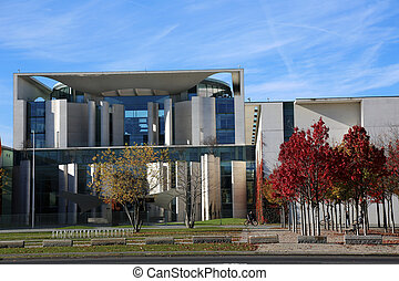 German Chancellery Berlin
