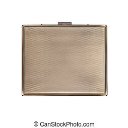 Metal  case - Metal case, cigarette case