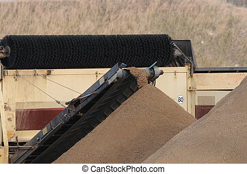 Caterpillar 023 - A view in a gravel pit.