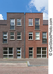town houses - newly build town houses in Almere, Netherlands
