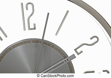 Abstract Daylight saving time ends - An image of a nice...