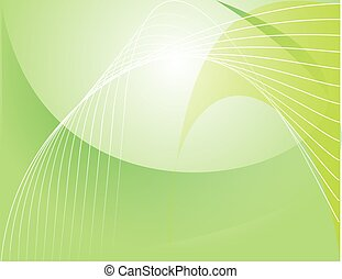 Background, green color - green background with lines