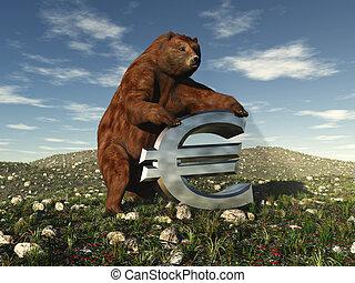 Bear market euro
