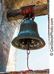 Mission Bell at Mission San Juan Capistrano - Mission Bell...