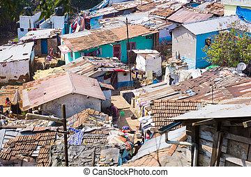 Coonoor Shantytown