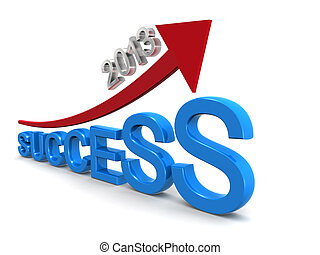 Vision of success in year 2013