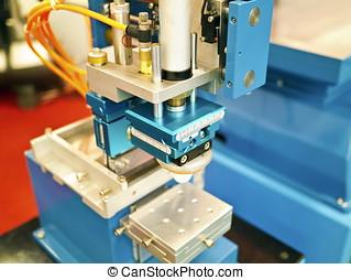 part of printing machine