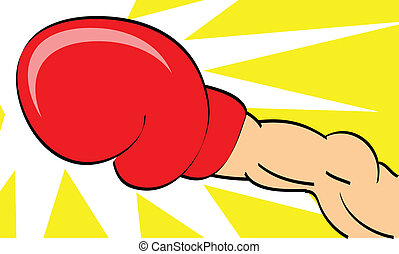 boxer punch