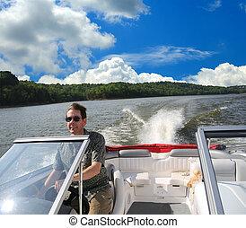 Speed Boating In Kentucky - Boating In Kentucky - Speed...