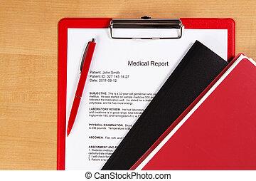 relazione, medico