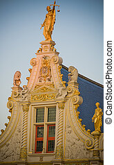 Golden House - Medieval house on the canals of Bruges