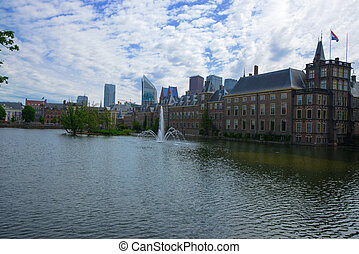 Stock Photo - Dutch Parliament, Den Haag, Netherlands - The...