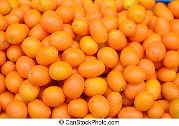 Kumquats - Photo of orange kumquats