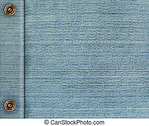 Texture jeans - Background - texture jeans of blue color