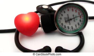 Blood Pressure Gauge,