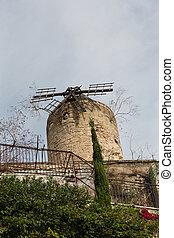 The mainstreet in Palma de Mallorca, Mallorca, Balearic...