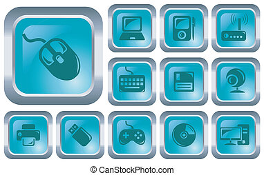 Hardware buttons