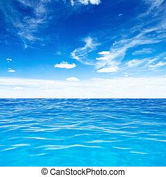viaggiare, oceano