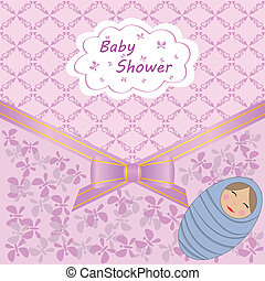 baby shower with boy