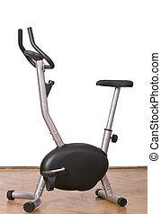 bicicleta, condicão física