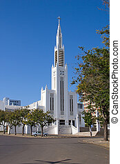 Maputo, Mozambique - The Roman Catholic Cathedral in Maputo,...