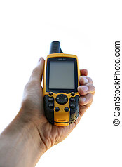 GPS Device - Handheld Global Positioning System Device