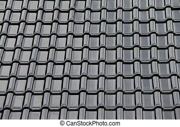 Modern roof tile