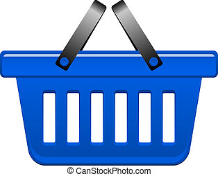 shopping-cart - Vector illustration of shopping-cart