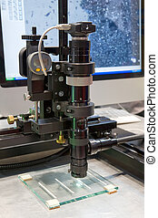 Measuring instrument for quality inspection