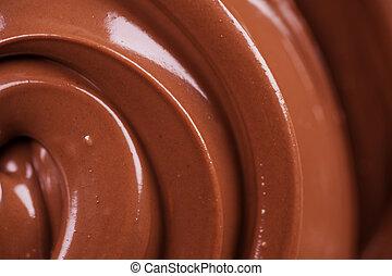 Chocolate backgroud